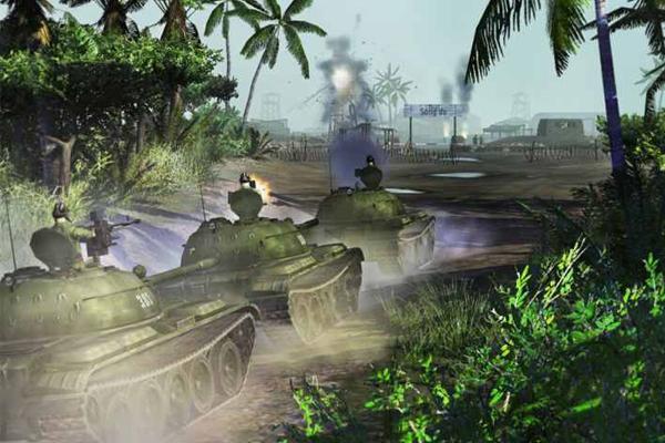 Men of War: Vietnam – Készítsd el Saját Háborúd